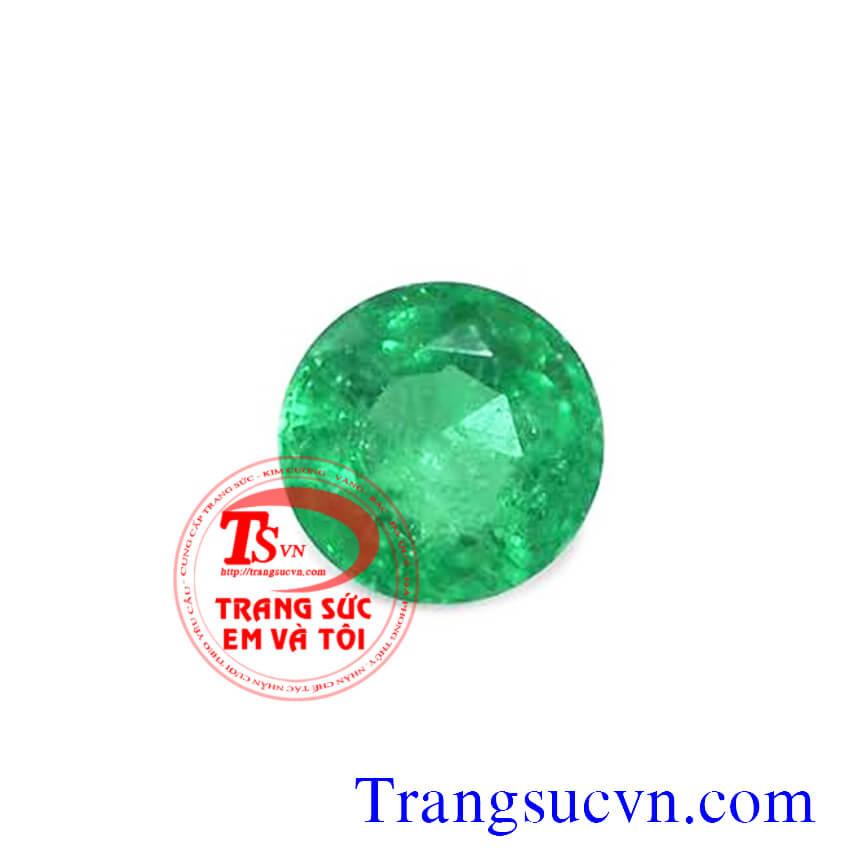 Mặt đá Emerald thiên nhiên, Ngọc lục bảo thiên nhiên, Natural Emerald