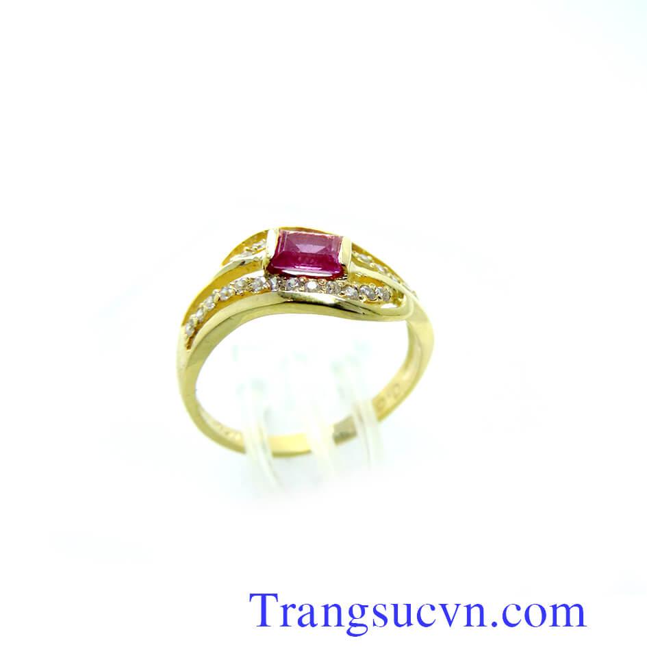 nhẫn nữ giá rẻ,nhẫn nữ vàng tây, nhẫn nữ đẹp