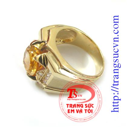 Nhẫn thạch anh vàng cao cấp,Nhan_Thach_Anh_Vang_Cao_Cap